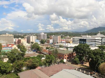Part of Blantyre City